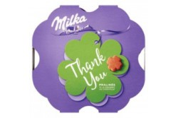 Milka desszert 44g thank you pralinés 928603  10000390409  Milka desszert 44g thank you pralinés 928603