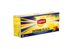 Lipton tea 25x2,3g 57,5g intense black 240281  10000391033297