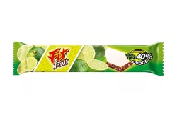 Fit Fruit müzli szelet 23g vegan lime 311636  100003910337205  Fit Fruit müzli szelet 23g vegan lime 311636